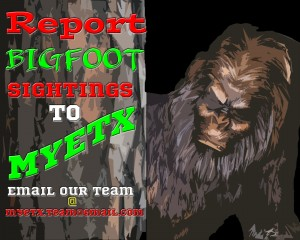 Report Bigfoot Sightings