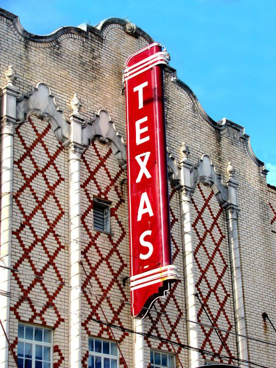 GET CONNECTED to the Historic Texas Theatre on Facebook!