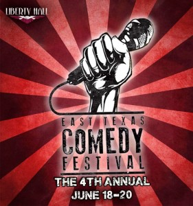 4th annual ETEX Comedy Fest